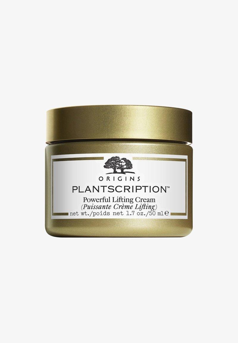 Origins - PLANTSCRIPTION POWERFUL LIFTING CREAM 50ML - Face cream - -