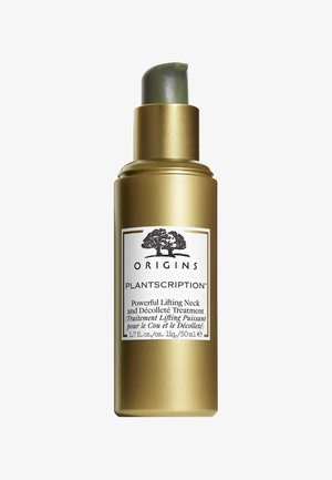 PLANTSCRIPTION POWERFUL LIFTING NECK AND DECOLLETÉ TREATMENT 50ML - Serum - neutral