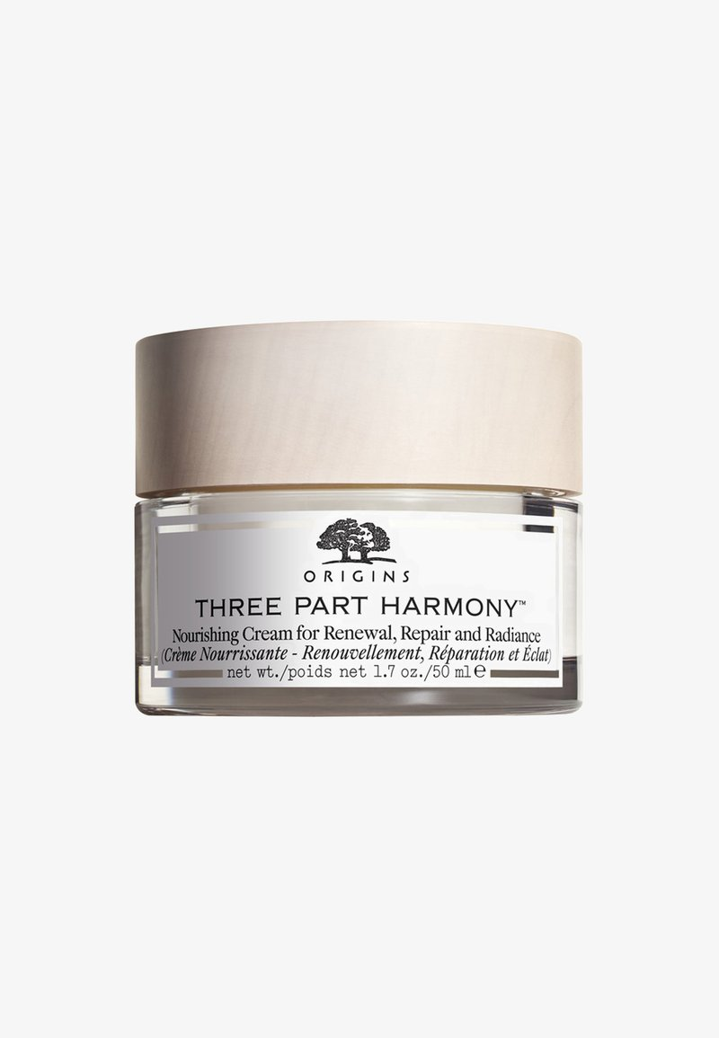 Origins - THREE PART HARMONY NOURISHING CREAM FOR RENEWAL, REPAIR AND RADIANCE 50ML - Anti-Aging - neutral