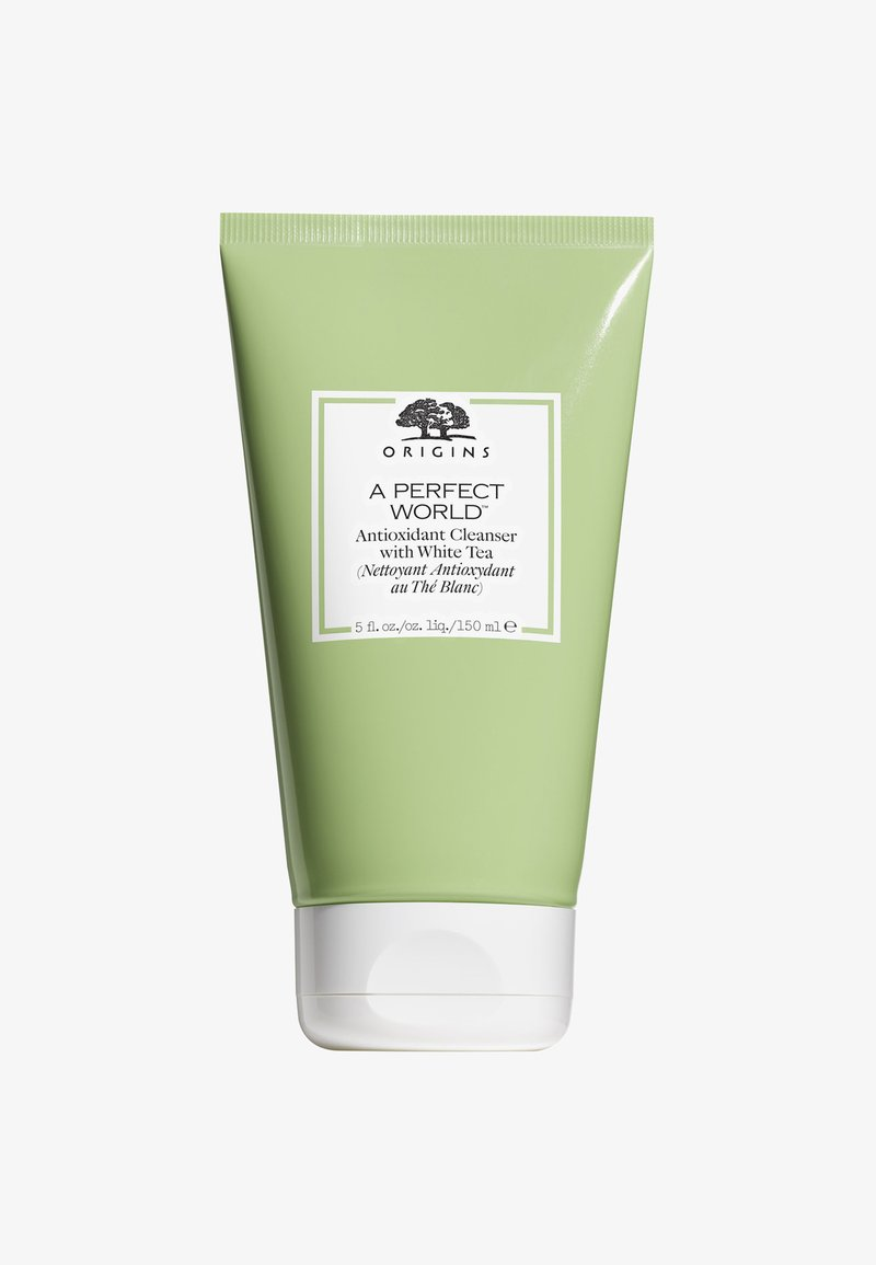 Origins - A PERFECT WORLD ANTIOXIDANT CLEANSER WITH WHITE TEA 150ML - Cleanser - -