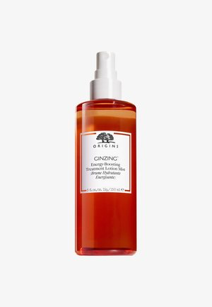 GINZING ENERGY-BOOSTING TREATMENT LOTION MIST  - Gesichtscreme - -