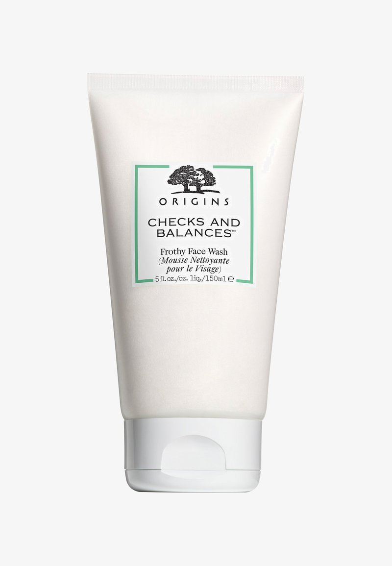 Origins - CHECKS AND BALANCES FROTHY FACE WASH 150ML - Cleanser - -