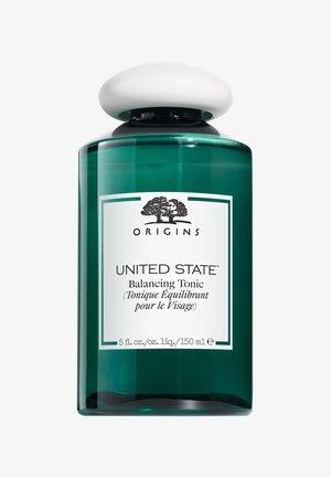UNITED STATE BALANCING TONIC 150ML - Gesichtswasser - -