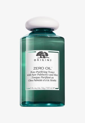ZERO-OIL PORE PURIFYING TONER WITH SAW PALMETTO AND MINT 150ML - Gesichtswasser - -