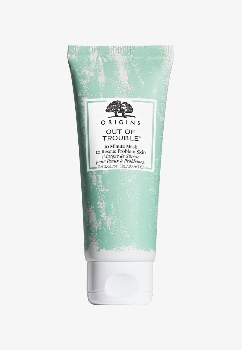 Origins - OUT OF TROUBLE 10 MINUTE MASK TO RESCUE PROBLEM SKIN 100ML - Gesichtsmaske - neutral