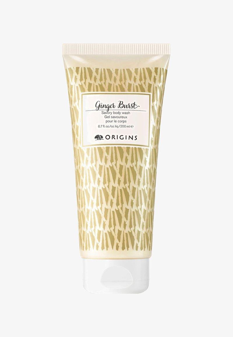 Origins - GINGER BURST SAVORY BODY WASH 200ML - Shower gel - neutral
