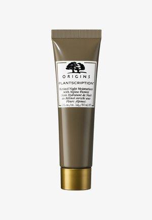 PLANTSCRIPTION™ RETINOL NIGHT MOISTURIZER WITH ALPINE FLOWER 30  - Dagcreme - -