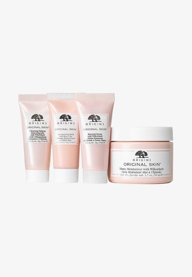 ORIGINAL SKIN SET - Skincare set - -