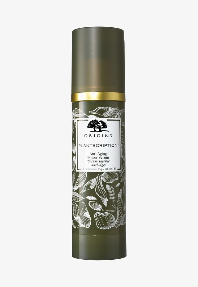 PLANTSCRIPTION™ ANTI-AGING POWER SERUM - Serum - -