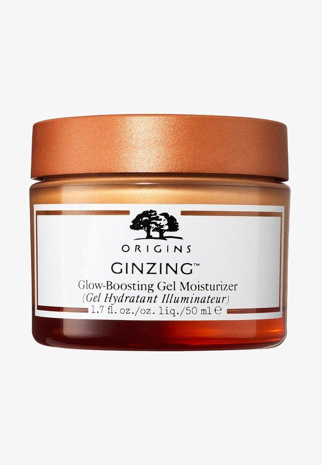 GINZING GLOW RADIANCE-BOOSTING GEL MOISTURIZER - Gesichtscreme - -