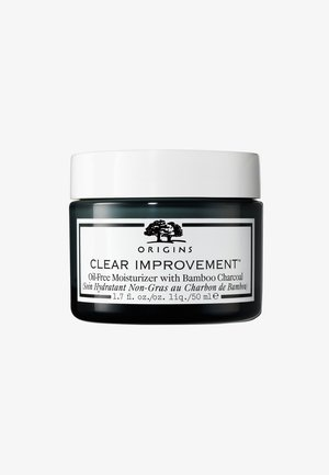 CLEAR IMPROVEMENT™ SKIN CLEARING MOISTURIZER WITH BAMBOO CHARCOAL - Gesichtscreme - -