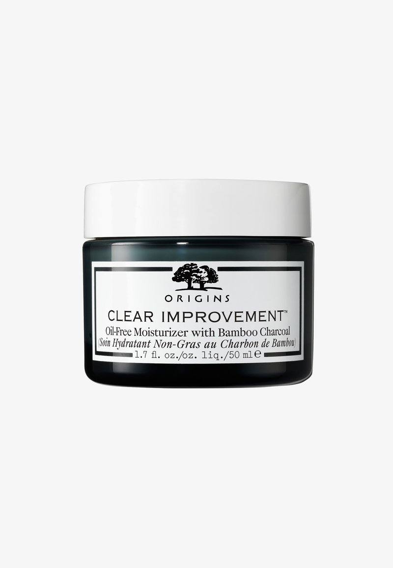 Origins - CLEAR IMPROVEMENT™ SKIN CLEARING MOISTURIZER WITH BAMBOO CHARCOAL - Gesichtscreme - -