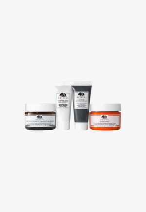 HIGH-POTENCY NIGHT-A-MINS MIX SET - Skincare set - -