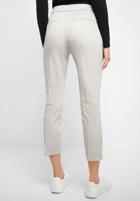 ORSAY - ELEGANTE - Trousers - grey - 2
