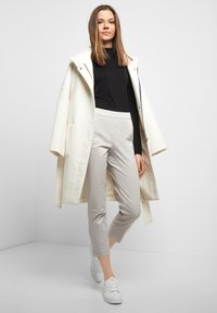 ORSAY - ELEGANTE - Trousers - grey - 1