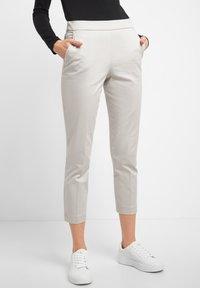 ORSAY - ELEGANTE - Trousers - grey - 0