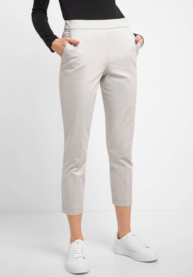 ORSAY - ELEGANTE - Trousers - grey