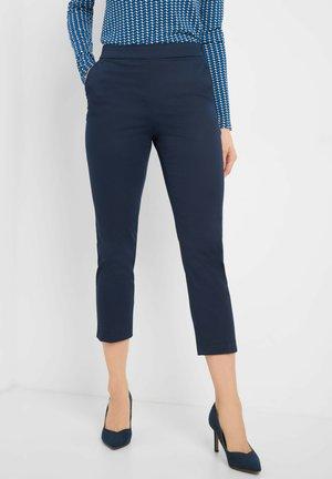 ELEGANTE - Trousers - ink blue