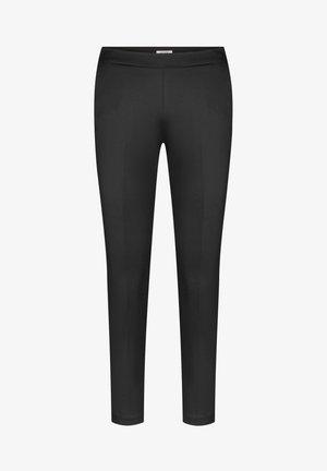 ELEGANTE - Trousers - black