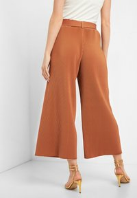 ORSAY - CULOTTE - Trousers - mocca - 2