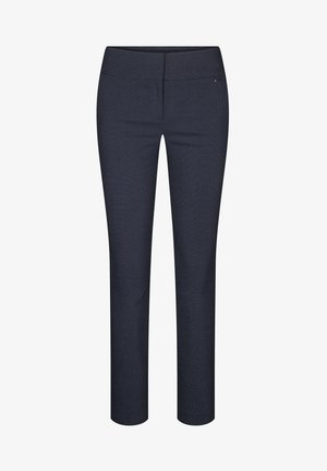 MIT PUNKTEN - Trousers - nachtblau