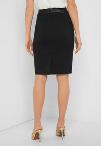 ORSAY - Pencil skirt - schwarz - 2