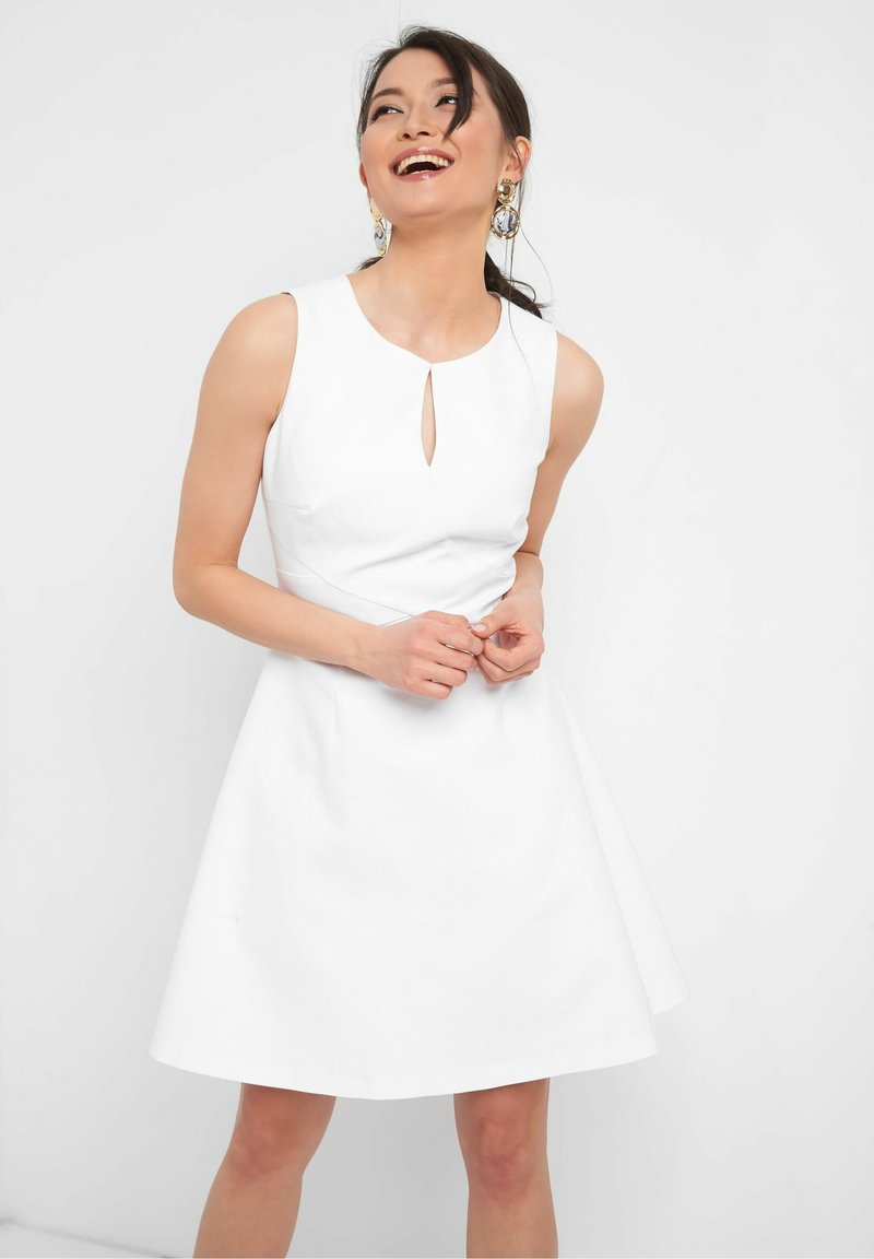 ORSAY - Day dress - white