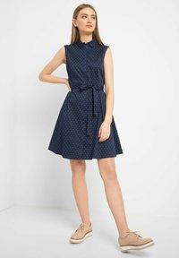 ORSAY - Shirt dress - blue - 0