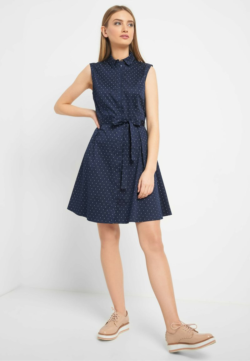 ORSAY - Shirt dress - blue