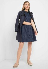 ORSAY - Shirt dress - blue - 1