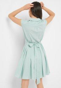 ORSAY - Shirt dress - aqua - 2