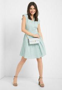 ORSAY - Shirt dress - aqua - 1