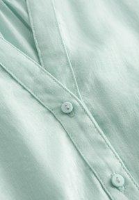 ORSAY - Shirt dress - aqua - 4
