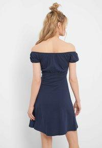 ORSAY - Day dress - tintenblau - 2