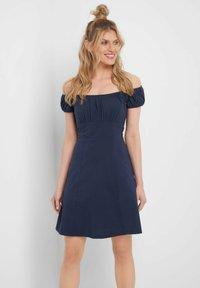 ORSAY - Day dress - tintenblau - 0