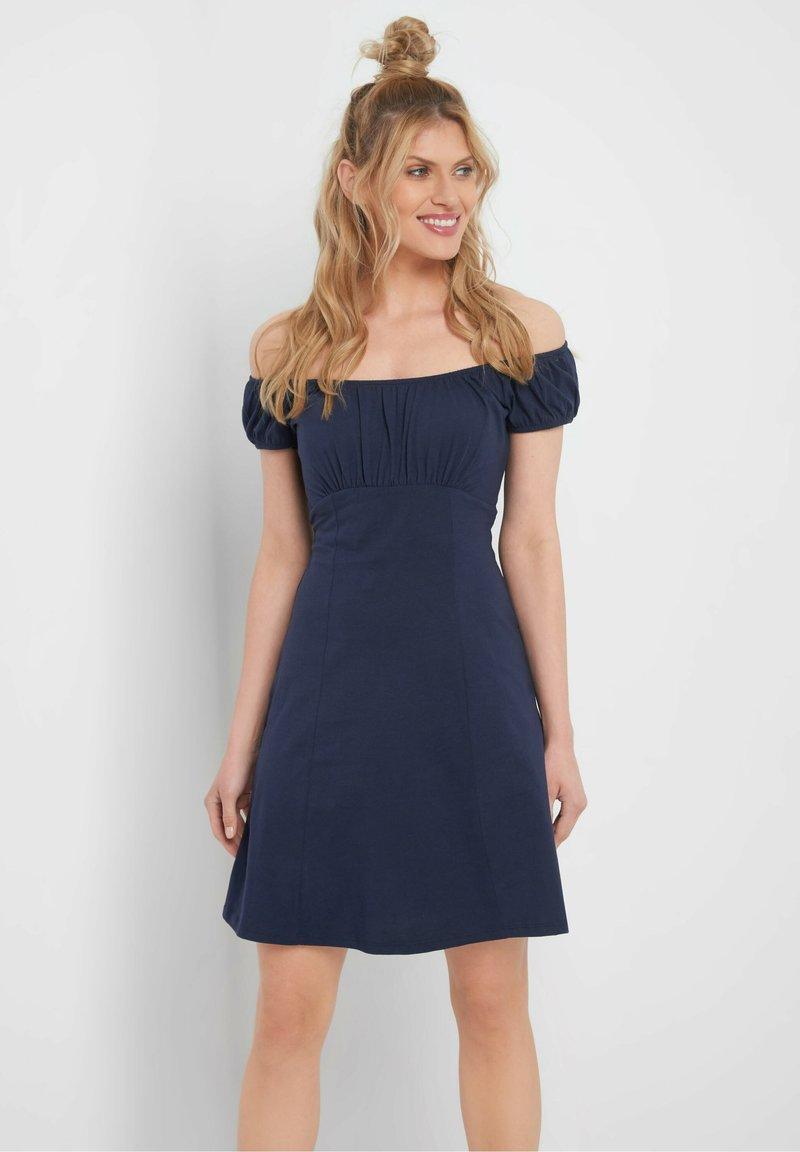 ORSAY - Day dress - tintenblau