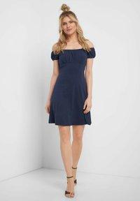 ORSAY - Day dress - tintenblau - 1