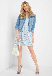 ORSAY - Day dress - baby blau - 1