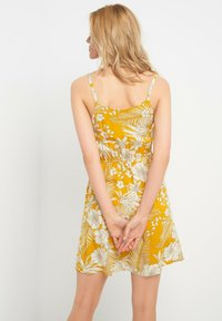 ORSAY - Day dress - herbstgelb - 2