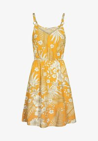 ORSAY - Day dress - herbstgelb - 3