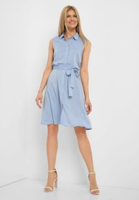 ORSAY - Shirt dress - jeansblaue - 0