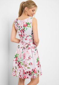 ORSAY - MIT BLUMENMUSTER - Day dress - rosa - 2
