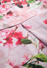 ORSAY - MIT BLUMENMUSTER - Day dress - rosa - 4