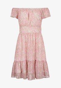 ORSAY - MIT BLUMENMUSTER - Day dress - rosé - 3