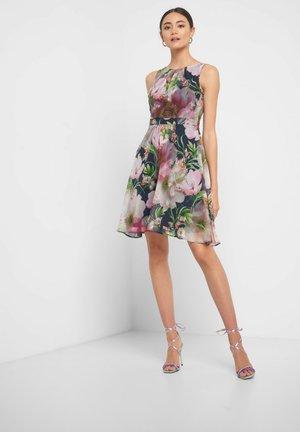 Cocktail dress / Party dress - tintenblau