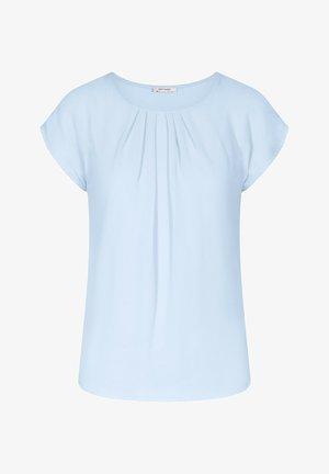 Bluse - meerblau