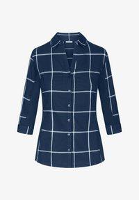 ORSAY - Button-down blouse - tintenblau - 4