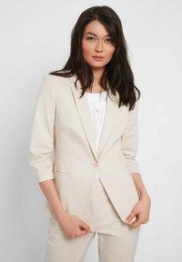 ORSAY - ELEGANTER  - Blazer - beige/grey - 0