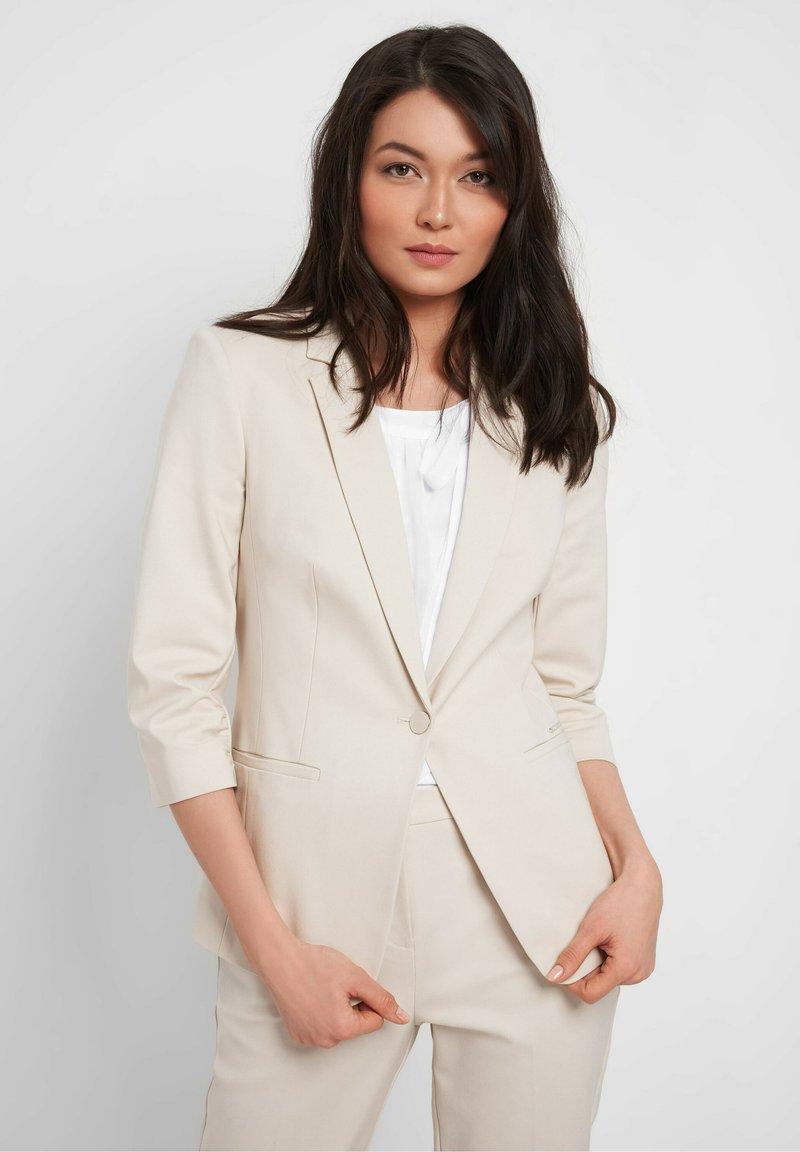 ORSAY - ELEGANTER  - Blazer - beige/grey