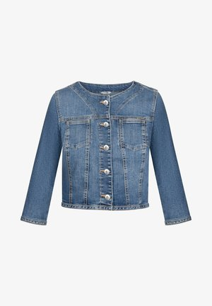Denim jacket - denim blue